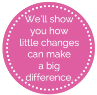 ACEF living well in breast cancer survivorship shows you how little changes can make a big difference