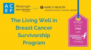 The Living Well in Breast Cancer Survivorship Program Class Information