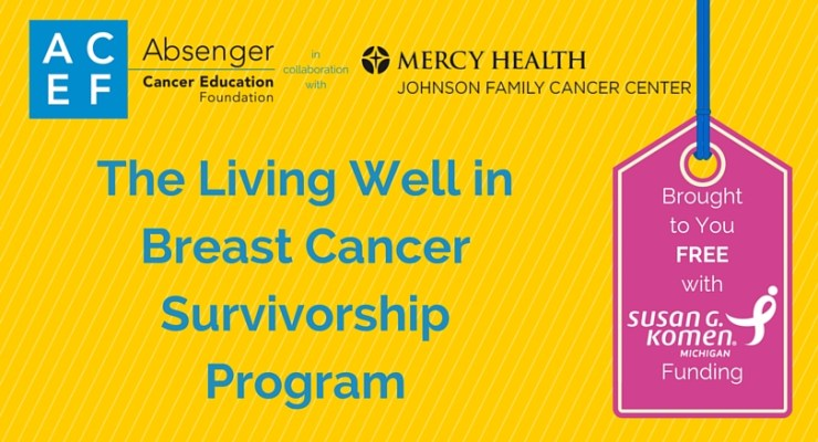 ACEF-living-well-in-breast-cancer-survivorship-program