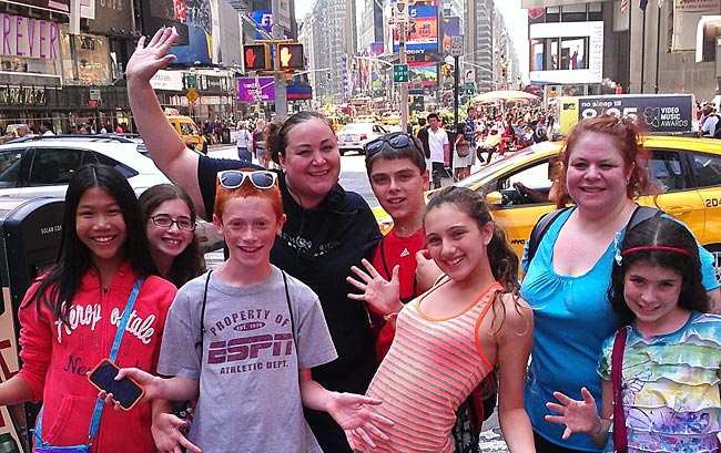 Broadway Musical Theatre Tour Guide