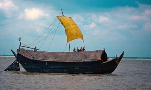 নৌকায় গাওয়া 'ভাটি' অঞ্চলের ঐতিহ্যবাহী লোকসঙ্গীত ভাটিয়ালি গান