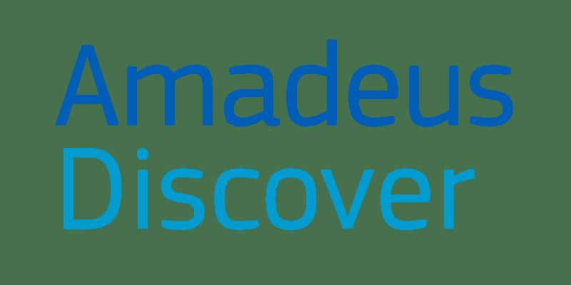 Amadeus Discover logo