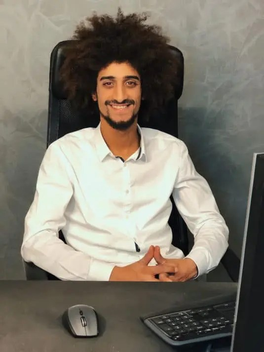 Wissam Hemmo Geschäftsführer CEO Amadeus Werbung