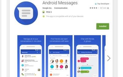 Android Messages: Répondre à vos SMS depuis votre ordinateur