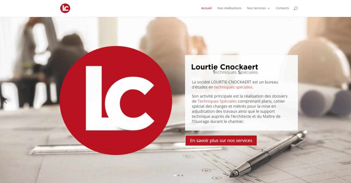 Nouveau projet en ligne : lcts.be