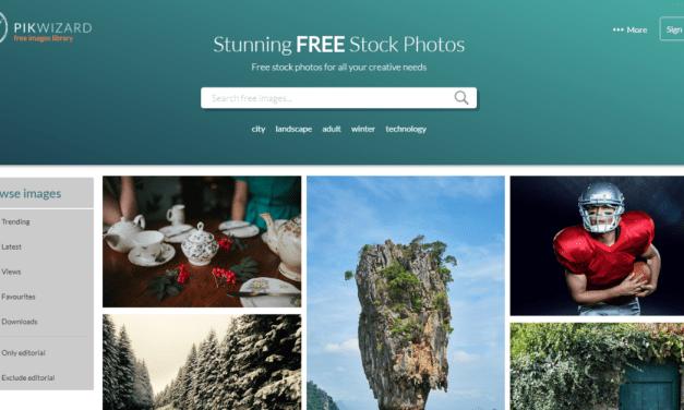 Nouveau moteur de recherche avec des milliers de photos libres de droits