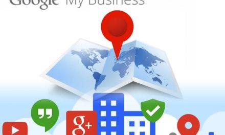 Google My Business vous notifie dès que votre entreprise est visible