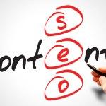S.E.O. et contenu, toujours le top pour Google