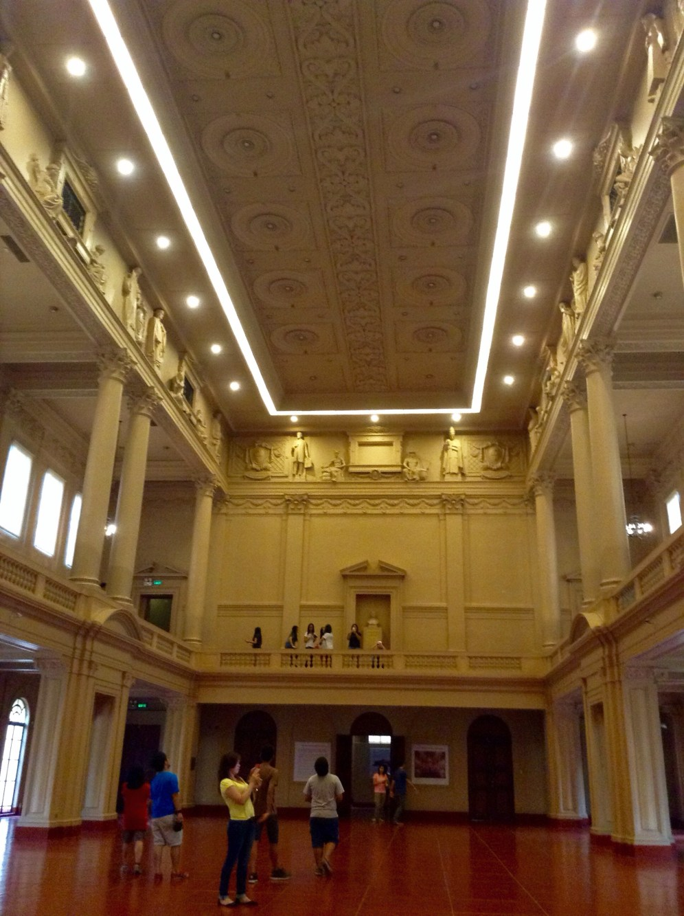 Once where Philippine Law was made