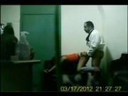 Suruba em igreja evangélica pastor comendo duas fieis durante o culto