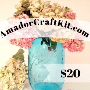 Gift Card_Amador Craft Kits