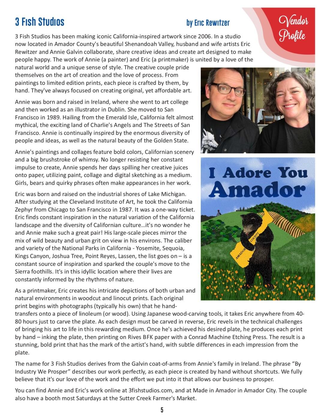 FOA Newsletter - Summer 2021 - pg 5
