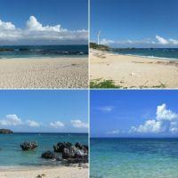 南国・与論島の青い海(3)