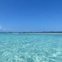 南国・与論島の青い海(4)~大金久海岸