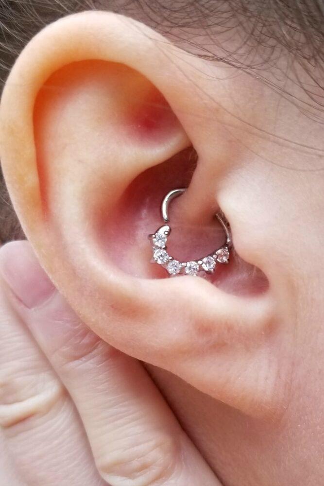 Ear Piercing Migraine Headache