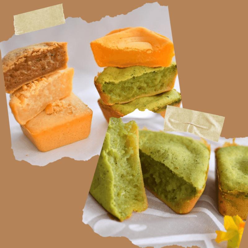 mochi squares