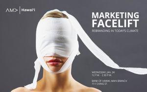 marketing facelift flier