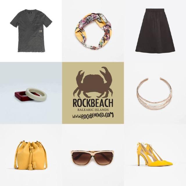 Collezione Donna Rockbeach