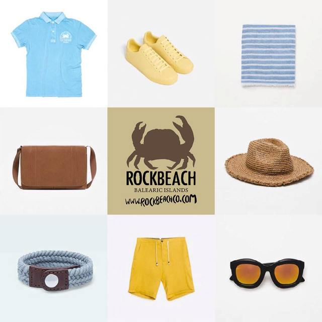 Collezione Uomo Rock Beach