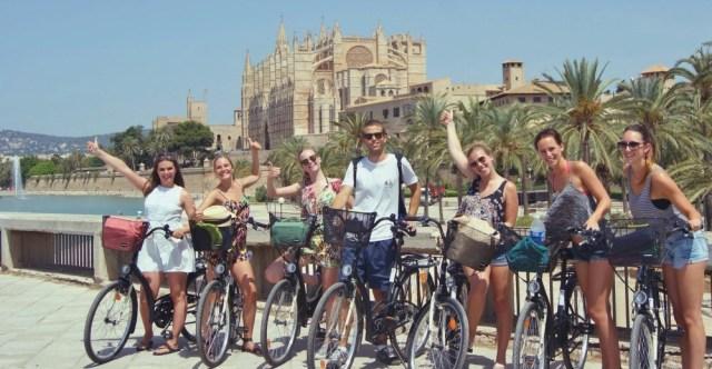 Tour in Bici Palma di Maiorca