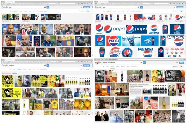 L'Opinione di Google sul caso Pepsi - Pep Lemon