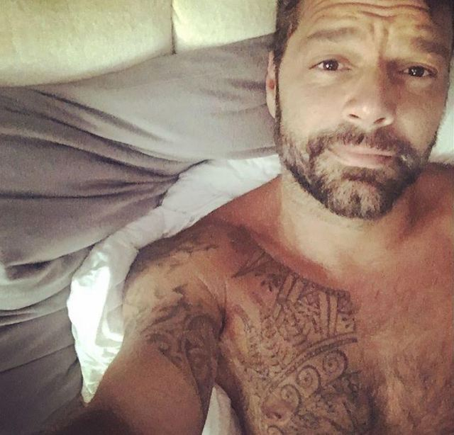 Ricky Martin a Maiorca