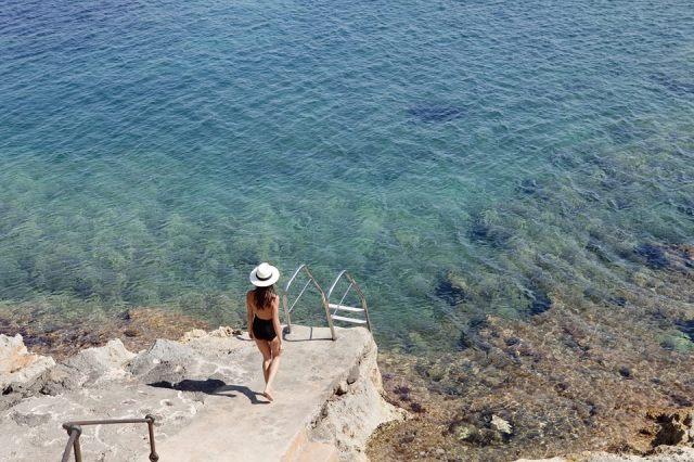 Hotel Cap Rocat - Discesa al mare