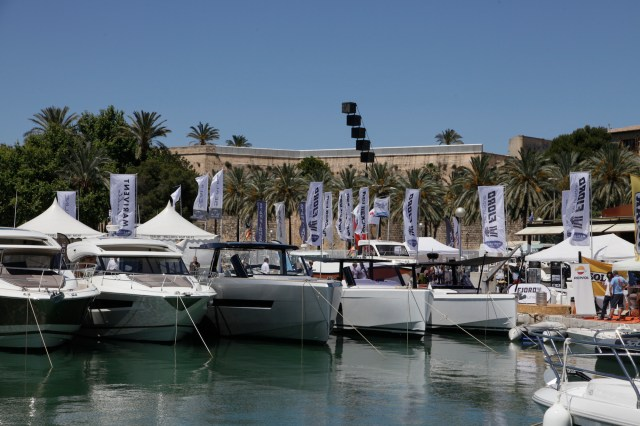 Molo Boat Show Palma - Foto Prensa
