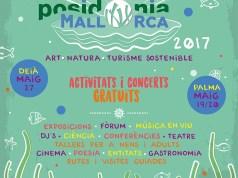 Poster Festival della Posidonia a Maiorca