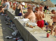 Tursimo Intelligente - Invasione Playa de Palma