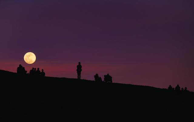 Eclissi lunare - @todd_diemer