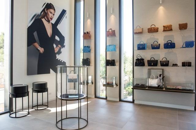 Interno concept store Majorica