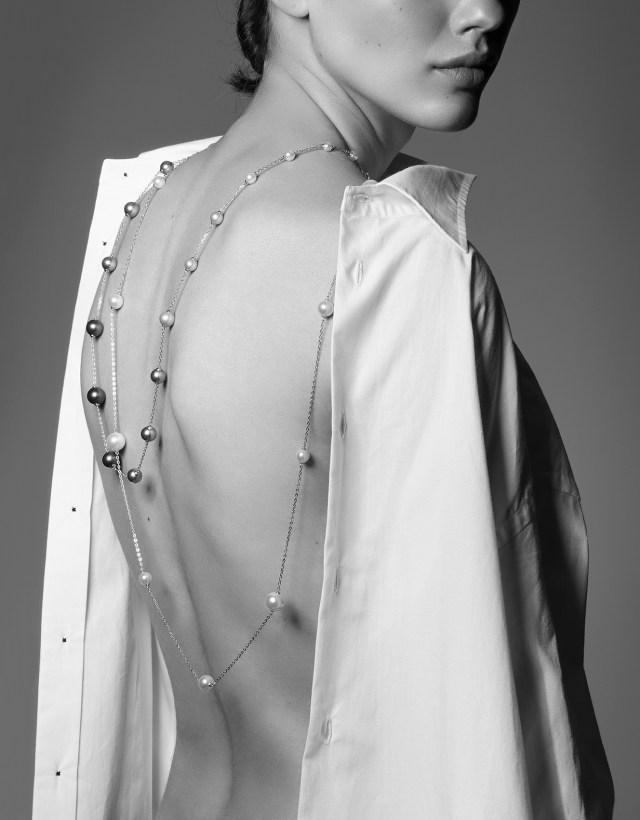 Collana di perle Majorica