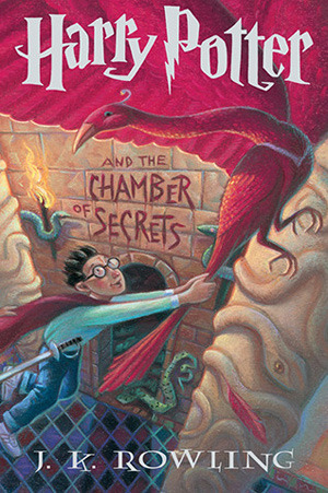 J.K. Rowling – Harry Potter and the Chamber of Secrets