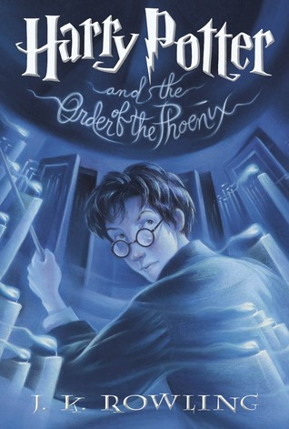 J.K. Rowling – Harry Potter and the Order of the Phoenix