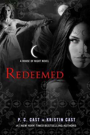 P.C. Cast & Kristin Cast – Redeemed