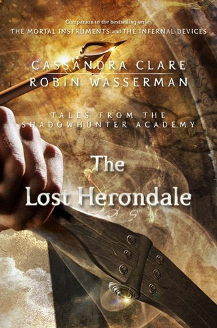 Cassandra Clare – The Lost Herondale