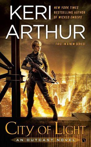 Keri Arthur – City of Light