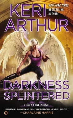 Keri Arthur – Darkness Splintered