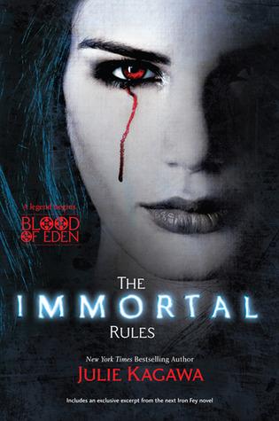 Julie Kagawa – The Immortal Rules