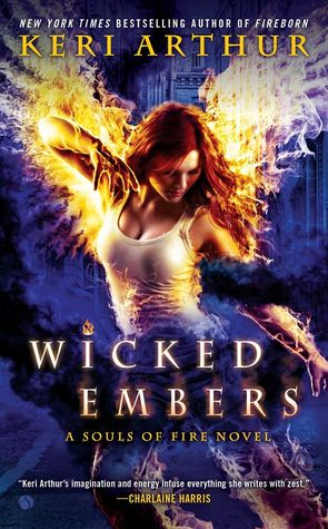 Keri Arthur – Wicked Embers