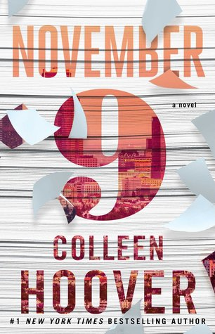 Colleen Hoover – November 9