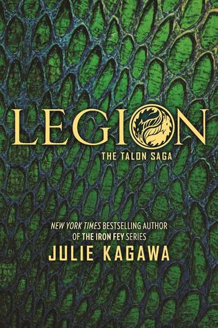 Julie Kagawa – Legion