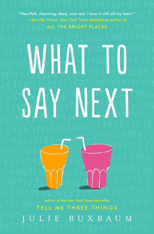 Julie Buxbaum – What to Say Next