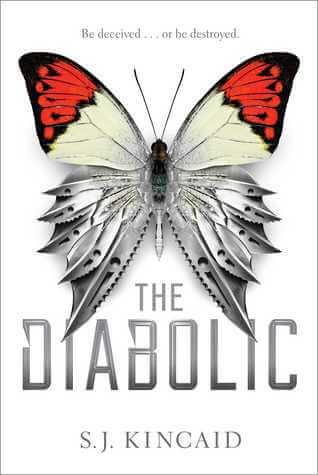S.J. Kincaid – The Diabolic