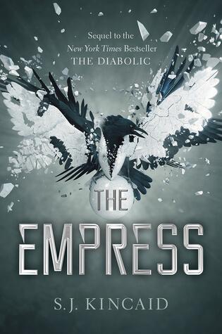 S.J. Kincaid – The Empress