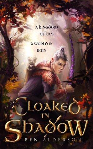 Ben Alderson – Cloaked in Shadow