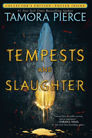 Tamora Pierce – Tempests and Slaughter