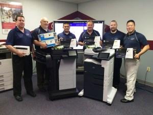 Laser Line Team of printer solutions experts