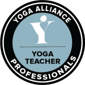 Yoga Alliance Professionals Logo - AMALAwellness - Yoga, meditation, chair yoga classes in Teesside (Middlesbrough and Stockton).